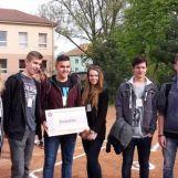 Medzinárodný geodetický 5-boj 2016